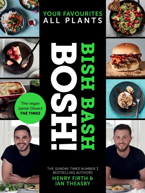 Bish Bash Bosh, by Henry Firth and Ian Theasby, HQ Non Fiction, RRP $39.99.