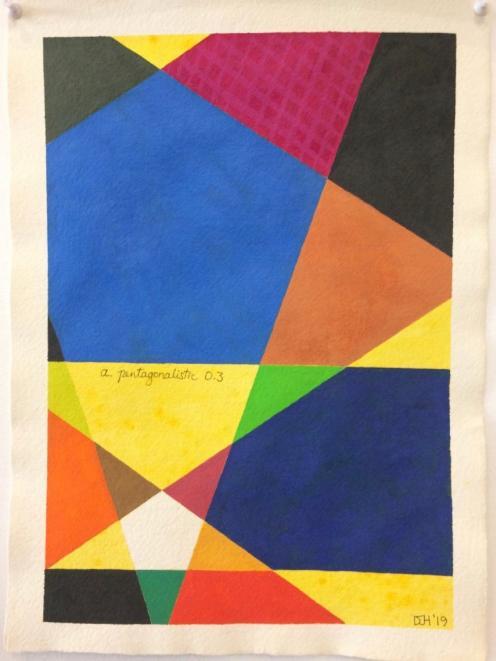 a. pentagonalistic 0.3, by Dallas Henley