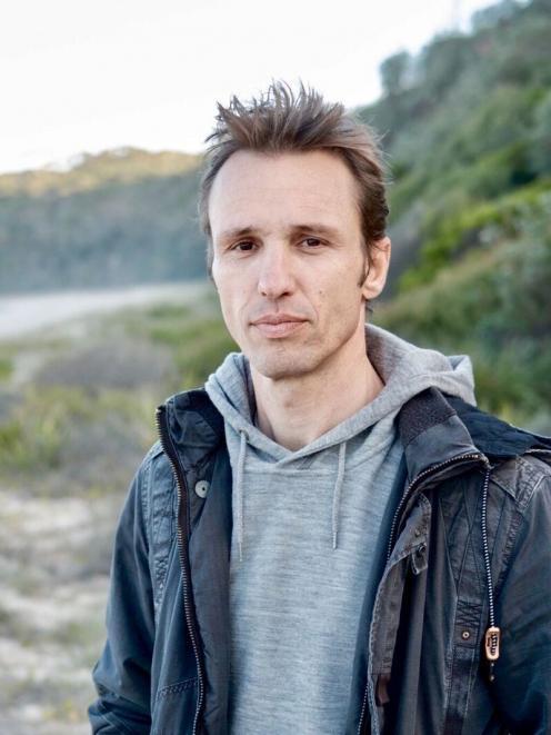 Markus Zusak. Photo: supplied