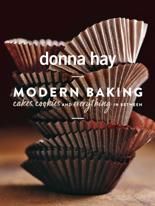 Modern Baking, by Donna Hay, published by HarperCollins, RRP $60.