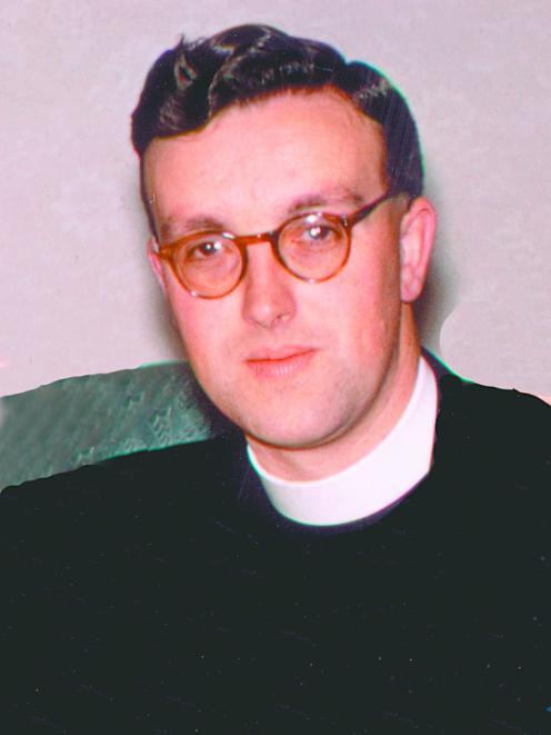 Fr Magnus Murray.