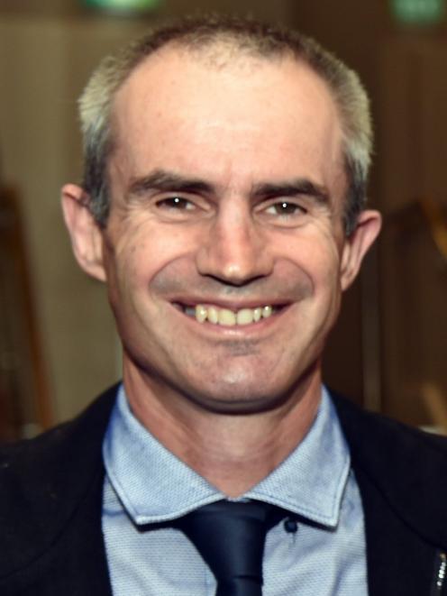 Federated Farmers Otago meat and fibre chairman Simon McAtamney
