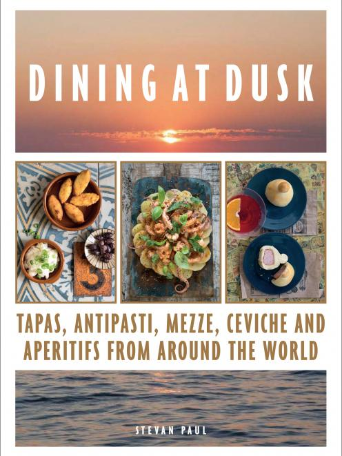 Dining at Dusk, by Stevan Paul, published by Murdoch Books, RRP $45.
