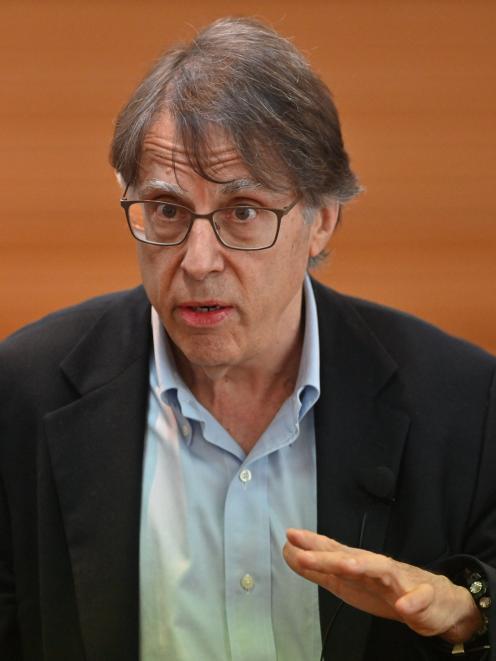 Mark Rosenzweig