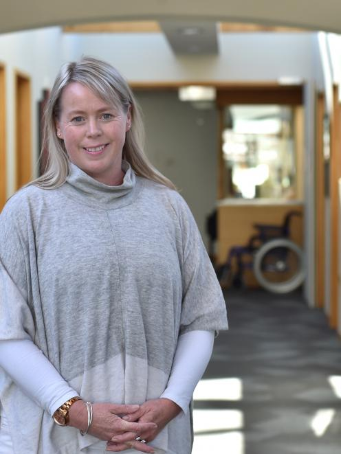 Otago Community Hospice chief executive Ginny Green has seen the organisation's focus reverse in...