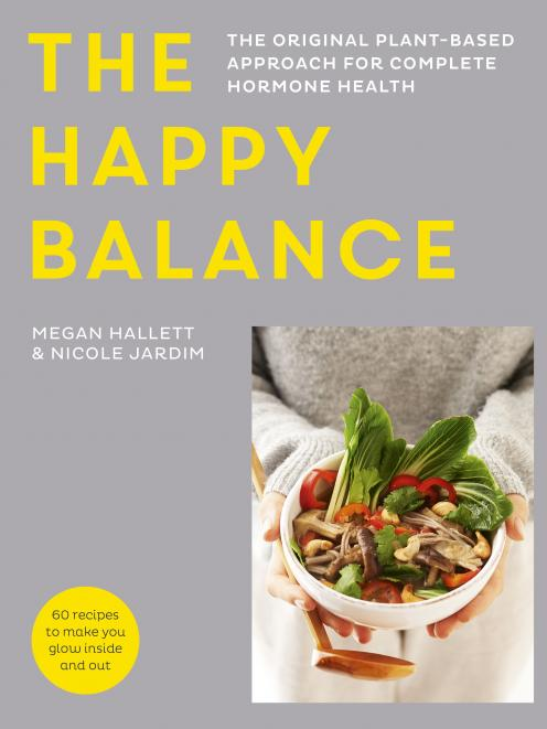 The Happy Balance, by Megan Hallett and Nicole Jardim, White Lion Publishing, RRP $45.