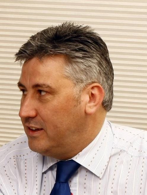 Barry Kloogh