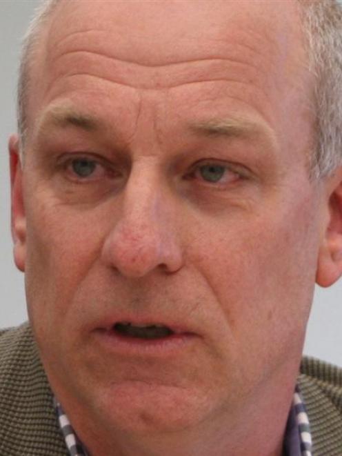 Graham Budd.