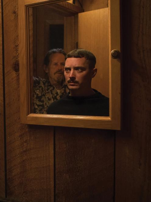 Elijah Wood stars in Come to Daddy.