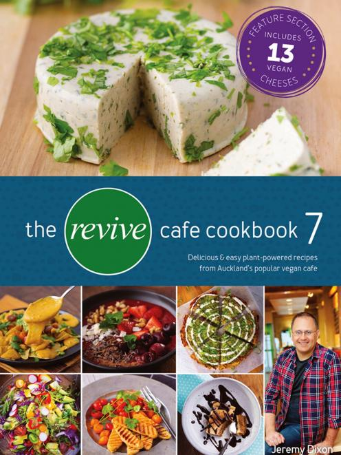 The Revive Cafe Cookbook 7, by Jeremy Dixon, Revive Concepts, RRP $30