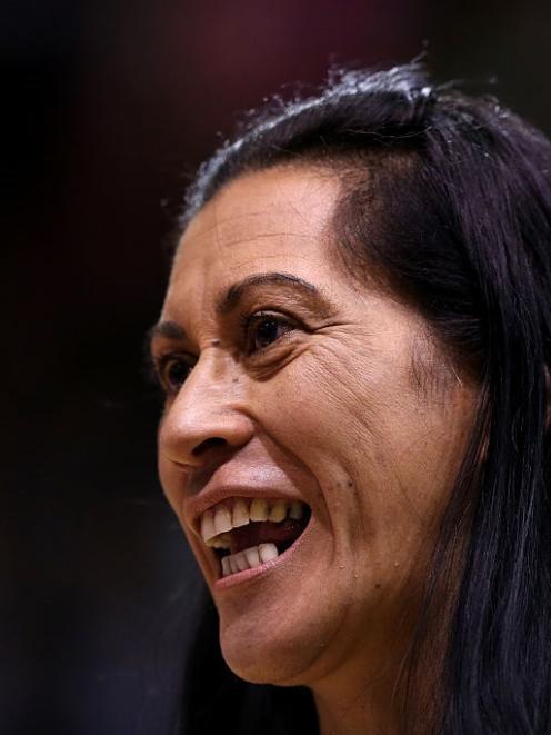 Noeline Taurua. Photo: Getty Images