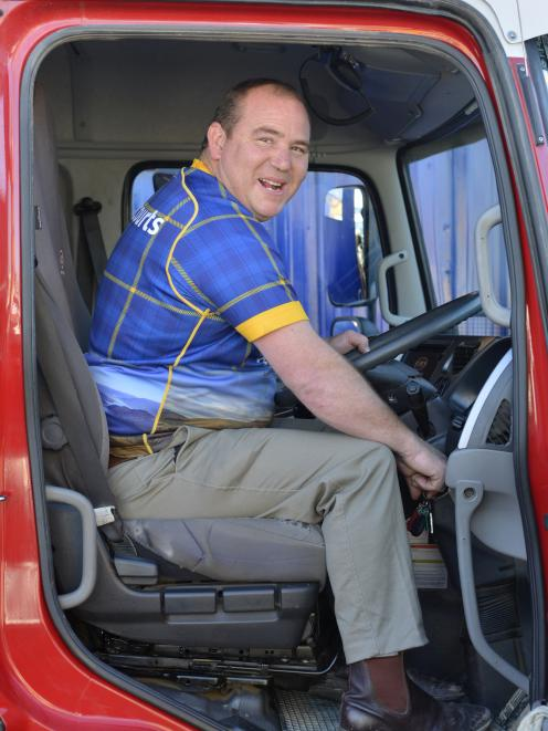 More than 20 years ago Craig Mitchell, of Oamaru, was a 10-year-old riding  in the convoy as part...