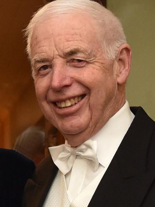 Sir Eion Edgar. Photo: ODT files