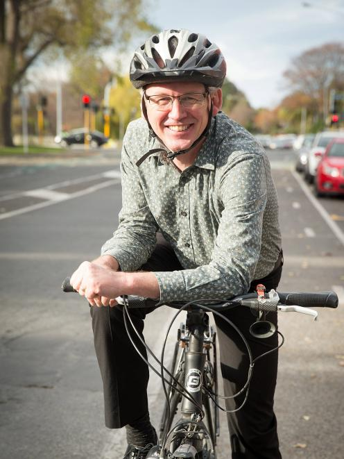 Transport planner and engineer Axel Wilke.