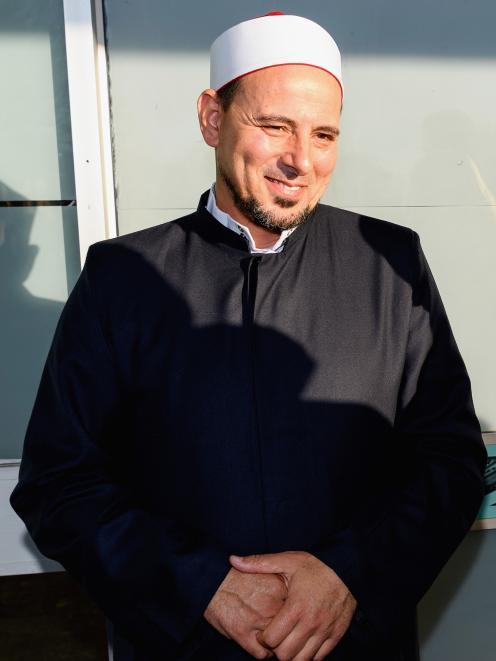 Gamal Fouda. Photo: Getty Images
