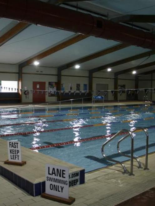 The Molyneux Aquatic Centre. Photo by Liam Cavanagh.
