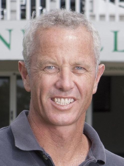 Mark Richardson.