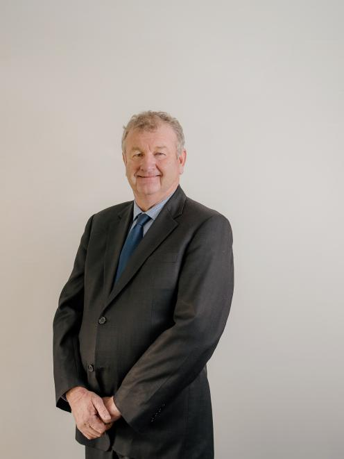Neil Brown has won the Ashburton mayoralty.