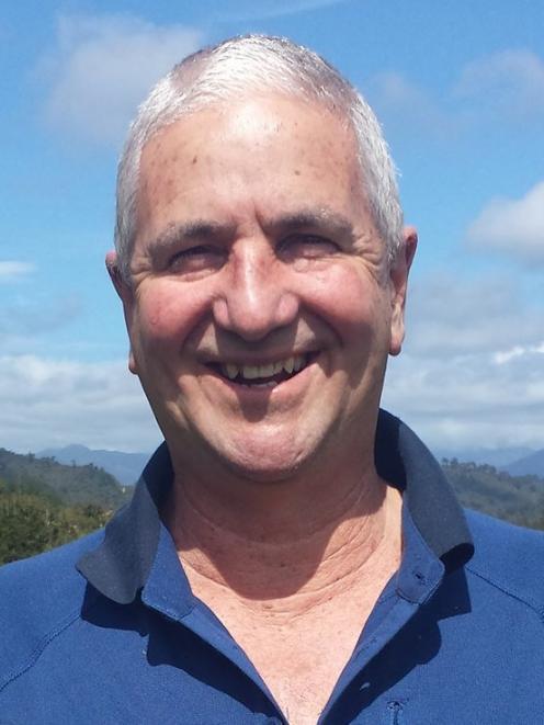 Mayor Bruce Smith. Photo: ODT files