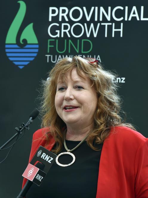 Dunedin South Labour MP Clare Curran.