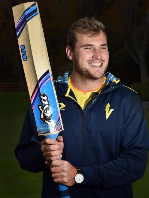 New Otago signing Dean Foxcroft:  ''It was not an easy decision [to leave  Central Districts]....