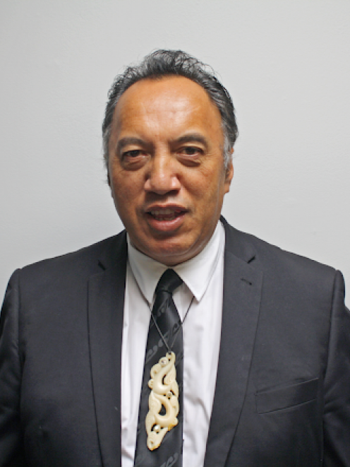 Mairehau High School Principal, Harry Romana