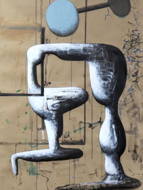 Untitled, by Mark Braunias