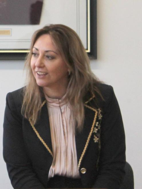 National MP Sarah Dowie