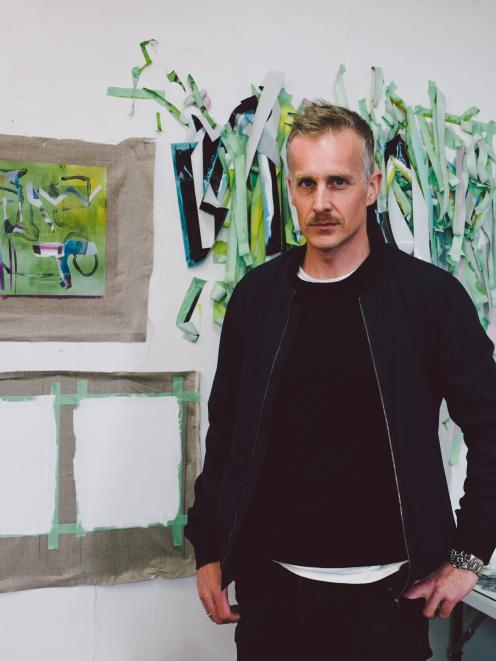 Dunedin Art School senior lecturer and artist Michael Greaves has supported the idea with some smaller works.