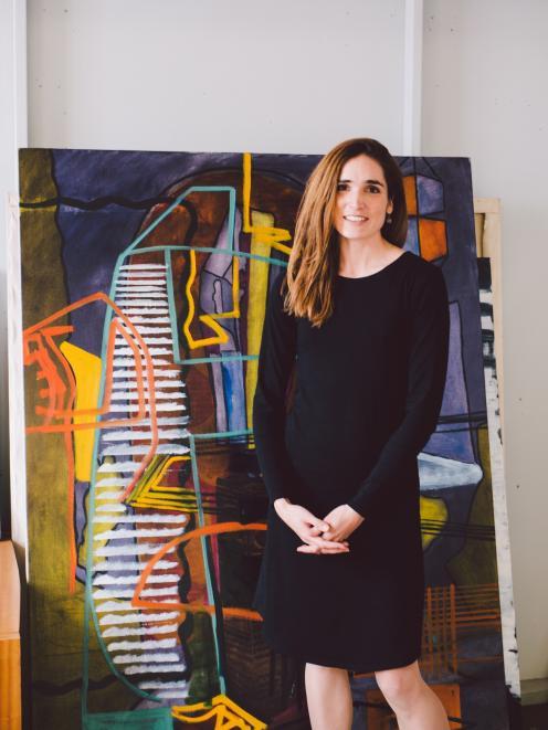 Katerina Thomas is behind the new art website artq.