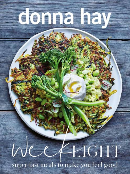 Week Light, by Donna Hay, is published by HarperCollins.