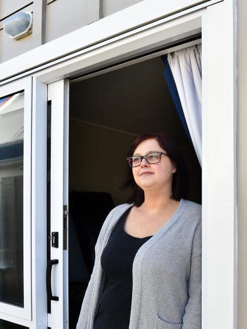 Dunedin property owner and manager Kathryn Seque says removing the 90-day clause would hurt everyone. Photo: Peter McIntosh