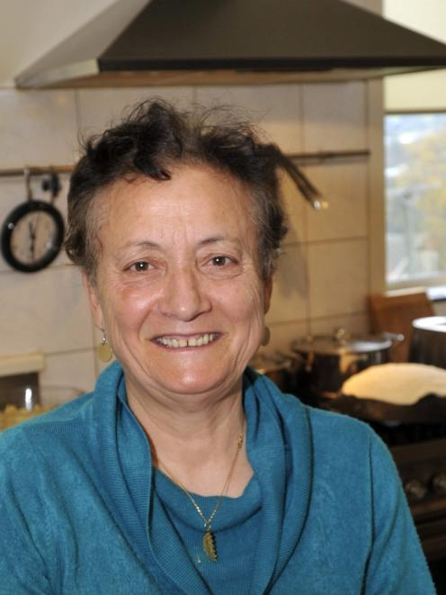 Afife Harris, who runs a Dunedin support centre for refugee women, says refugee resettlement is a...