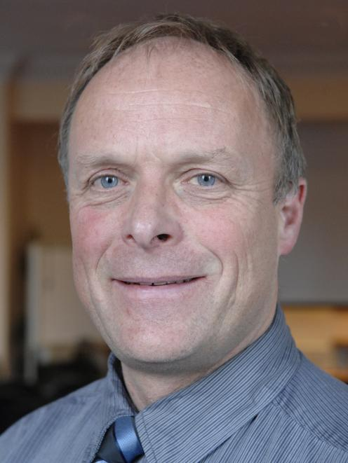 Kevin Mechen.