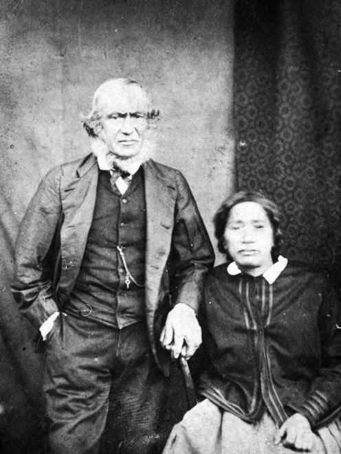 James Heberley began whaling at Te Awaiti, tory Channel, Marlborough, in 1830, and married Te Wai...