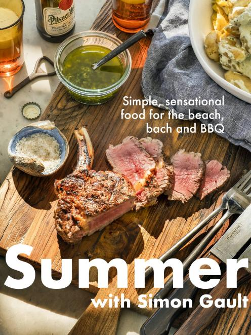 Summer with Simon Gault, published by Penguin Random House NZ, RRP $50