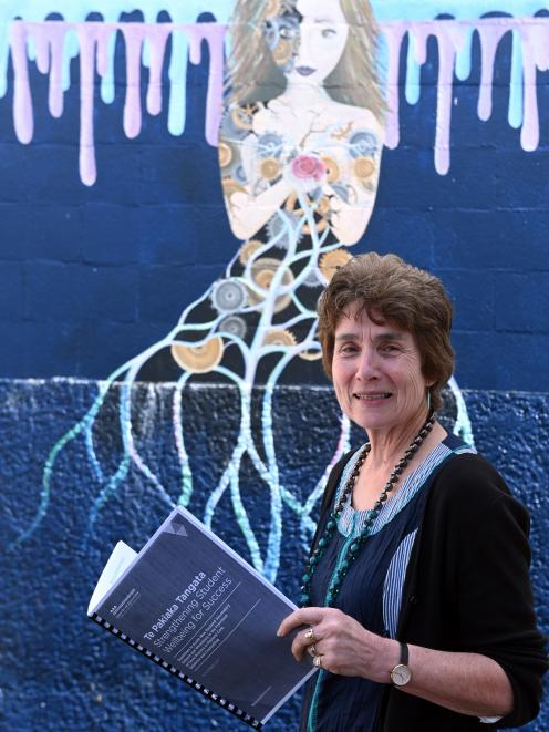 Otago Girls' High School guidance counsellor Ada Crowe is retiring after 30 years at the school....