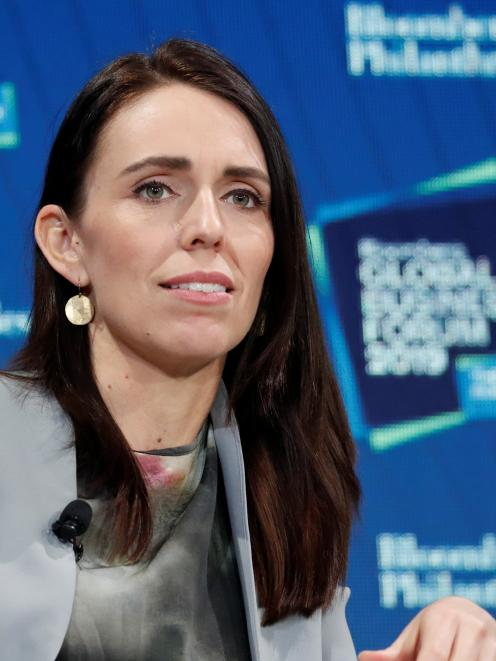 Prime Minister Jacinda Ardern is a highly intelligent and empathetic person. PHOTO: REUTERS