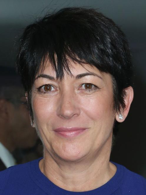 Ghislaine Maxwell. Photo: Getty Images