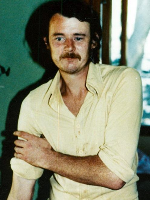Graeme Watson, pictured in the late 1980s when he was a law student with a young family. PHOTOS:...