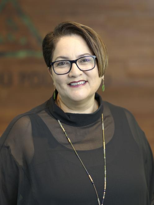 Ngai Tahu kaiwhakahaere Lisa Tumahai.