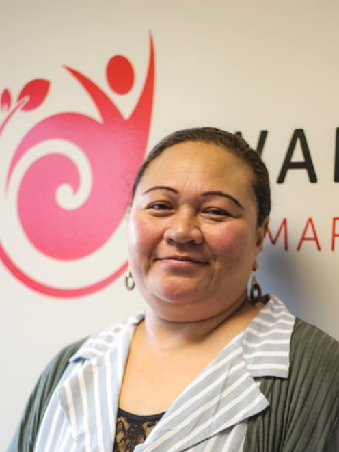 Malu Tulia is helping Pasifika people in the Ashburton District.
