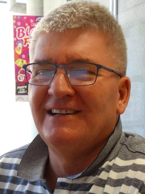 Central Otago deputy mayor and Contact Energy community relations and projects manager Neil...