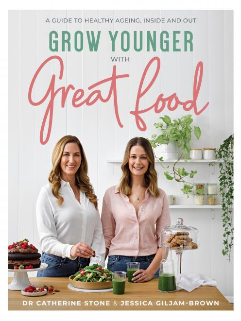 Recipes extracted from Grow Younger with Great Food, by Dr Catherine Stone and Jessica Giljam...