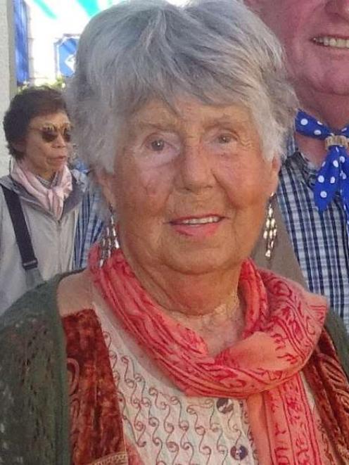 Noelene Margaret Tait. Photo: ODT files