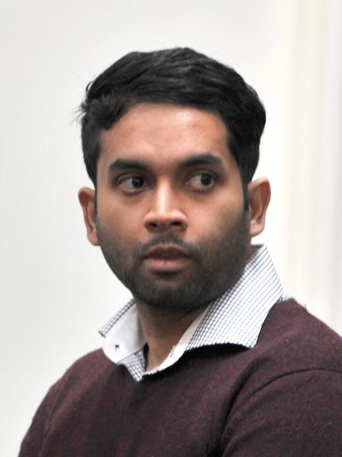 Venod Skantha. Photo: ODT
