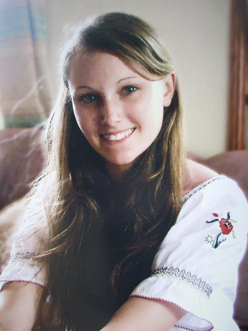 Sophie Elliott who was murdered by Clayton Weatherston in 2008. PHOTO: ODT FILES