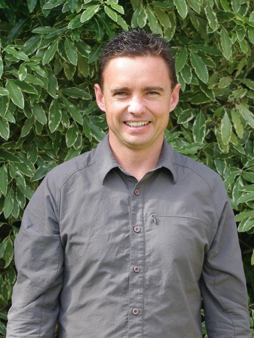 Dr Adam Forbes has been working as the University of Canterbury School of Forestry's restoration ambassador. Photos: Supplied by Adam Forbes
