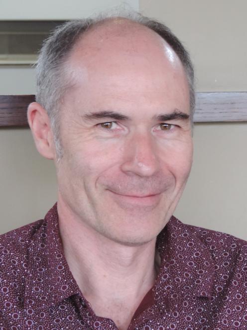 Mycoplasma bovis programme lead epidemiologist Mark Neill. PHOTO: SALLY BROOKER