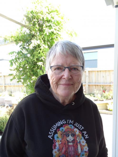 Victa group co-founder Lynley Hood. Photo: BRENDA HARWOOD